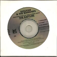 SIOUXSIE Sioux and the Banshees 4TRX 1994 PROMO DJ CD Single SEALED John Cale