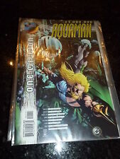 DC ONE MILLION ( $1,000,000) - AQUMAN - Date 11/1998 - DC Comics