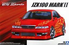 Aoshima 05357 1/24 Scale Model The Tuned Car Kit BN Sports Toyota JZX100 Mark II