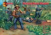 Mars Figures 32030 - 1/32 Vietcong Heavy Weapon plastic model kit 12 figures UK