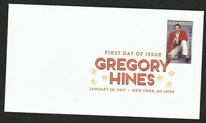 US 5349 Black Heritage Gregory Hines DCP FDC 2019