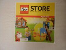 LEGO newsletter negozio 4/14
