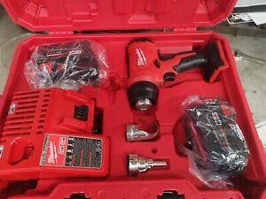 Milwaukee 2688-22 Compact Heat Gun w/LED Light & XC5.0 Battery NEW FREE SHIPPING