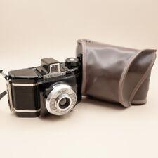Coronet Rex Flash Bakelite Art Deco Film Camera (6X6 on 120 film) - Excellent