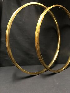 """29"""" 36h Anodized Double Wall Bmx Cruiser Hoop/Rim Set Fit: Se Ripper Throne Gt"""