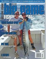 The Edge Big Game Fishing Journal Magazine - November / December 2018