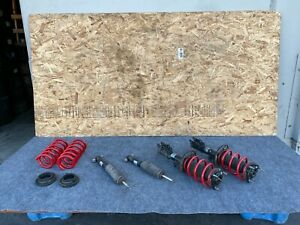 FORD MUSTANG GT 2015-2020 OEM FRONT REAR SHOCKS WITH SALEEN LOWRING SPRINGS 30K
