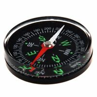40mm Clear Liquid-filled Camping Compass N8M7