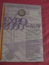 Numisblatt 2/2000 Expo 2000 Hannover