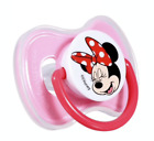Disney Baby Mickey Mouse  Minnie Mouse Pacifier with cover