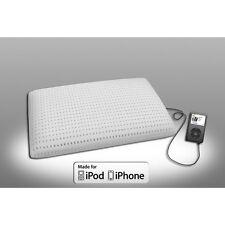 Cuscino in memory foam con speaker integrati