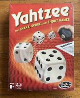 Yahtzee Children Educational Card Board Game Toy Children Fun Party Kid Activity