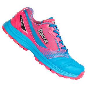 Reece Australia Shark Feldhockey Sport Schuhe 875207-0655 Gr. 42 blau rosa neu