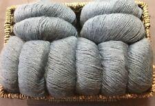 ROWAN Kid Classic Knitting Crochet Yarn 856 Tattoo Blue Pack 10 Balls 50g