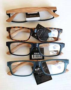 New 4 Pairs Mens Womens Unisex Australian Standard Fashion Reading Glasses