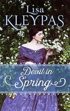 Diablo en Spring (el Ravenels) por Kleypas, Lisa Libro de Bolsillo 9780349407654