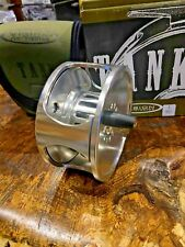 Vision Tank #10/12 Number 4 Spey Salmon Fly Reel