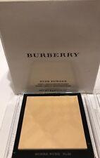 Burberry Nude Pressed Powder Sheer Luminous  Ochre Nude #12