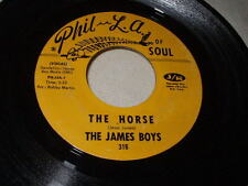 THE JAMES BOYS The Horse/The Mule 45 Funk Northern Soul Phil L.A. Jesse