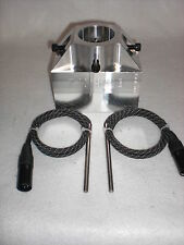 Rosin Press plates and heater, Dual PID controller 3x5