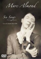 MARC ALMOND: SIN SONGS: TORCH AND ROMANCE: LIVE AT THE ALMEIDA THEATRE– DVD, NEW