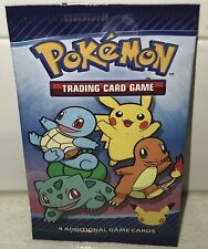 2021 Pokemon 25th Anniversary McDonalds Special Promo Sealed Pack 4 Cards w Box