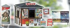 BUSCH 1494 H0, Kiosk, Bausatz, Neu