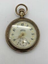 Antique Waltham 1888 18S 15 Jewel PS Bartlett