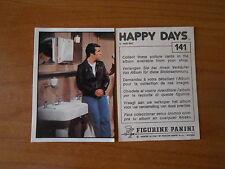 FIGURINA - HAPPY DAYS n.141 -ED.PANINI 1979 - COMPLETA DI VELINA