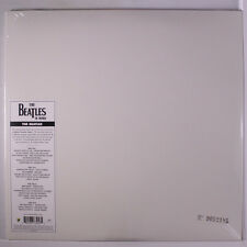 BEATLES ~ 'WHITE' ALBUM ~ RARE NUMBERED 2 x 180gsm MONO VINYL LP ~ *NEW/SEALED*