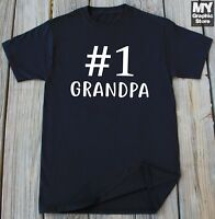 Grandpa T Shirt Fathers Day Gift Grandfather Shirt Christmas Birthday Gift Tee