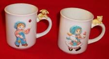 Holly Hobbie and Robbie Cups