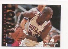 1995-96 Fleer Total D #3 Michael Jordan
