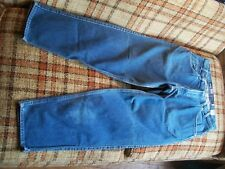 Levis SilverTab Mens Size 34x30 (Actual 31x30) Baggy 100% Cotton Jeans