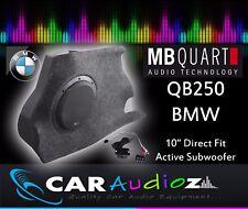 MB QUART qb-250 BMW1 actif BOITE 25CM personnalisé SUBWOOFER QB250 meilleur
