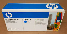 HP Toner 124A Q6001A Cyan Blau Color LJ 1600 2600 2605 CM1015 original verpackt