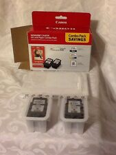 """GENUINE Canon PG-210XL CL-211XL + 50 Photo Paper 4""""x6"""" COMBO PACK OPEN BOX A13"""