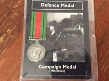 British WWII Collectable Medals (1939-1945)