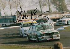 Allen Berg (KAN) Formel 1 Fahrer 1986 Osella original signiert/signed !!!