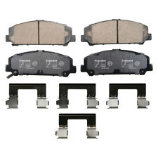 Disc Brake Pad Set Front Federated D1286C