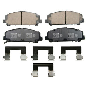 Disc Brake Pad Set-SST Front Federated D1286C