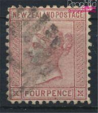nouvelle-zélande 47y a oblitéré 1874 viktoria (8882621