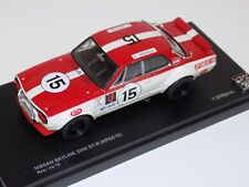 1/43 Kyosho Race Nissan Skyline 2000 GT-R (KPGC10) Red number 15   #03028B