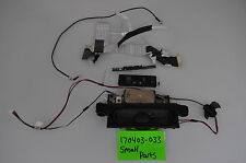 SONY KDL-42EX449 Small Parts Repair Kit SPEAKERS;RIBBON CABLE;GROUND CABLE;CONTR