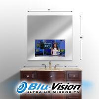 """SPRING SALE! MIRROR TV SAMSUNG 32"""" Q50R SMART 2160p 4KTV SIZE 40"""" X 40"""" X1.75"""""""