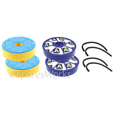 Washable Pre & Post Motor HEPA Filter & Seal Kit for Dyson DC05 DC08 Vacuum x 2