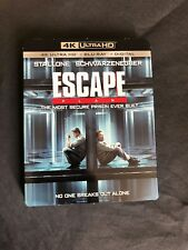 NEW The Escape Plan 4k - ( SLIP COVER ONLY)