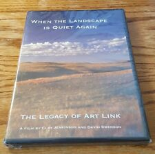 When The Landscape Is Quiet Again: Legacy of Art Link (DVD) documentary film NEW