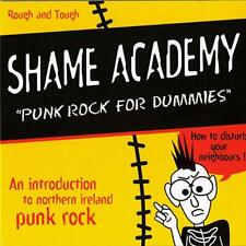SHAME ACADEMY - PuNk ROCK FOR DUMMIES CD IRISH RUDI OUTCASTS