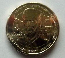 2012 AUSTRALIAN SIR DOUGLAS MAWSON $1 UNC MINT COIN - NOT ISSUED FOR CIRCULATION